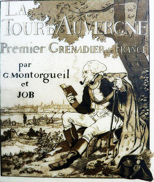 Théophile Corret de la Tour d'Auvergne